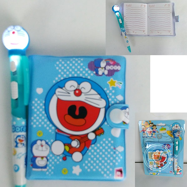 Bolpen Doraemon dan Notes Doraemon