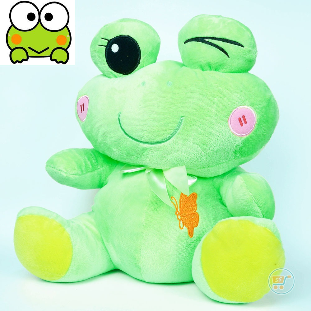 Boneka Keroppi Genit Medium
