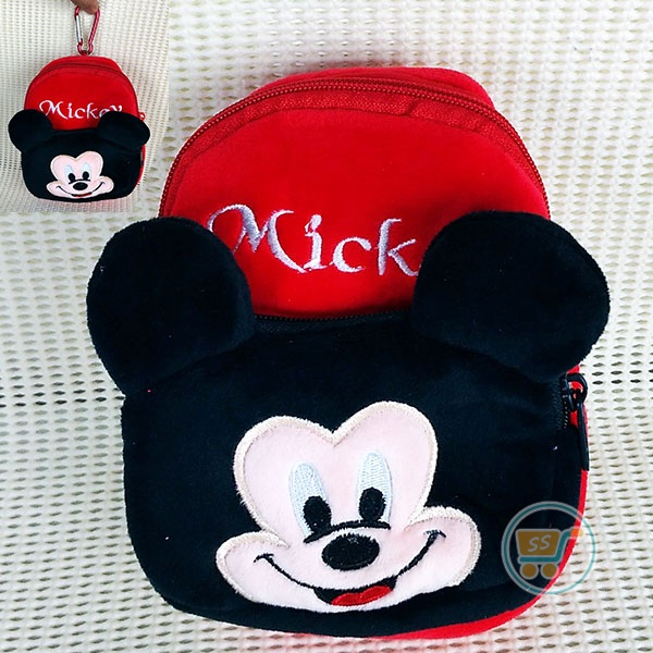 Dompet Ransel mickey Mouse