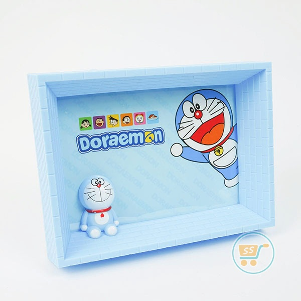 Frame Doraemon Say Hello