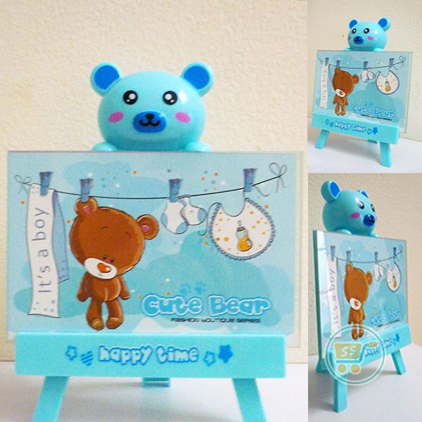Frame Foto Cute Bear