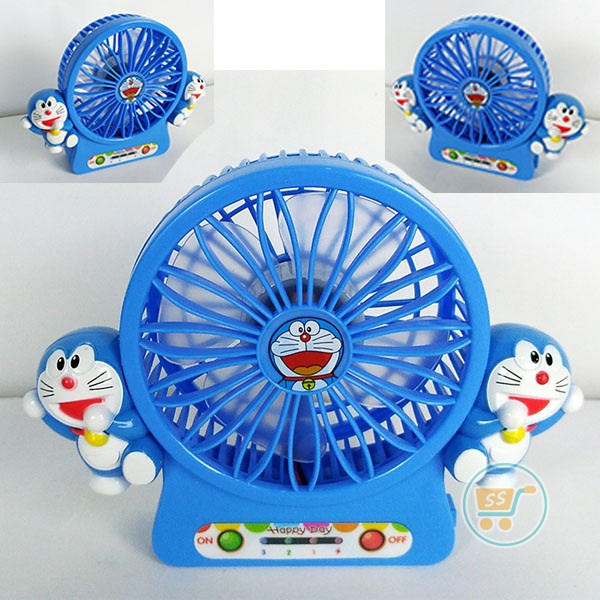 Kipas Angin Doraemon Happy Day