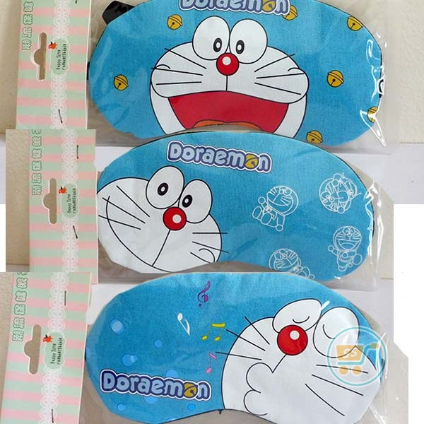 Masker Mata Doraemon Cool Gel (New Motif)