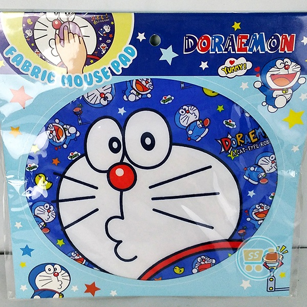 Mouse Pad Doraemon Fullprint