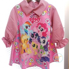 Baju Little Pony Star Tangan Panjang
