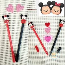 Bolpen Mickey Minnie Couple