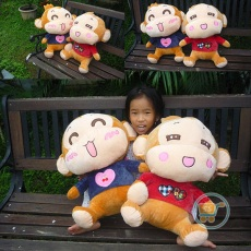 Boneka Couple Yoyo Cici Love Happy
