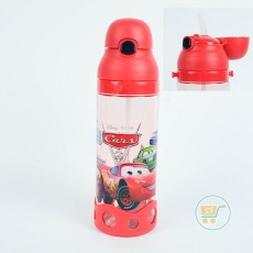 Botol Minum Cars Red Big