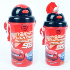 Botol Minum cars Red And Black