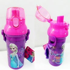 Botol Minum Frozen Purple Limited Edition