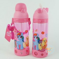 Botol Minum Little Pony Big Pink