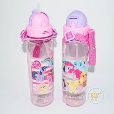 Botol Minum Little Pony Rainbow Long