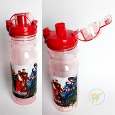 Botol Minum Avengers XL Slim Long