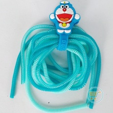 Cable Protector Doraemon And Cord Holder Doraemon