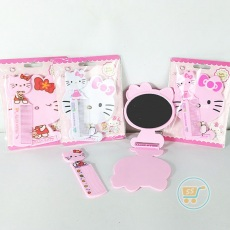 Cermin Lipat Hello Kitty Cute Body