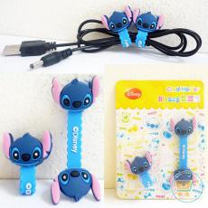 Cord holder Stitch Cute (Gambar 2)