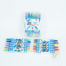 Crayon Doraemon Putar With Box