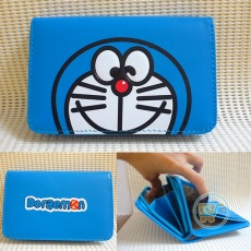 Dompet Doraemon Face Smile Medium