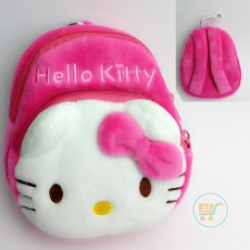 Dompet Ransel Hello Kitty