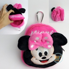 Dompet Ransel Minnie Mouse