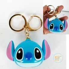 Gantungan Stitch Cute Head