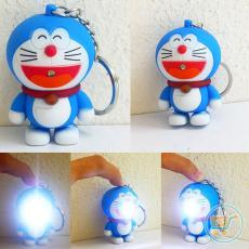 Gantungan Doraemon Light And Song