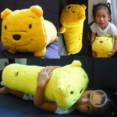 Guling Pooh So Cute