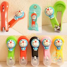 Gunting Kuku Doraemon With Case