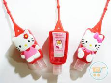 Holder 3D Hello Kitty Red + Handgel