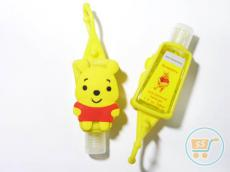 Holder 3D Baby pooh + Handgel