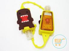 Holder 3D Domo Yellow + Handgel