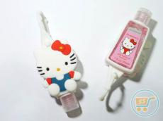 Holder 3D Hello Kitty Overall + Handgel