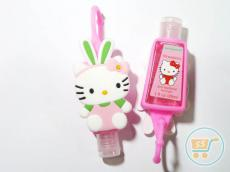 Holder 3D Hello Kitty Rabbit + Handgel