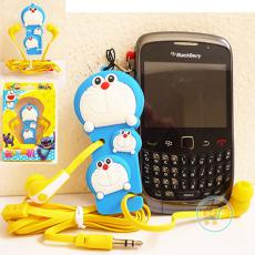 Headset Doraemon Cute Three Head