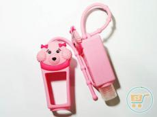 Holder 3D Puddle Puppies Pink (Holder Only)