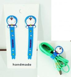 Ikat Kabel Doraemon Smile