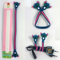 Ikat Kabel Stitch long Stick