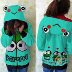 Jaket Keroppi Lovely Cute Eyes