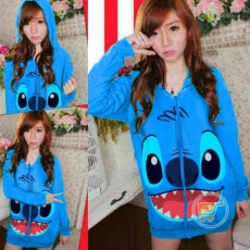 Jaket Stitch Big Laugh
