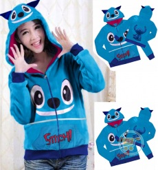 Jaket Stitch Two Smile And One Back