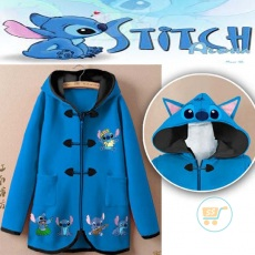 Jaket Stitch Shanghai Cute Ears