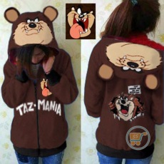 Jaket Tazmania Cute Ears