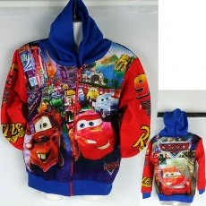 Jaket Cars Rally (Ukuran 12 - 18)