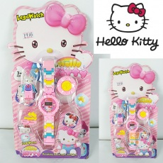 Jam Tangan Lego Hello Kitty