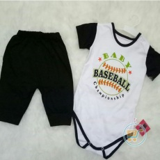 Jumper Bayi Baseball