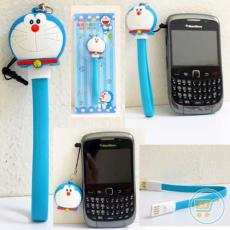 Kabel Data Doraemon And Pluggy Doraemon