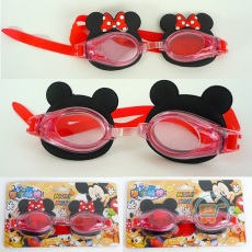 Kacamata Renang Mickey Blue And Minnie Pink