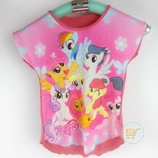 Kaos Little Pony People (Ukuran 4  - 14)
