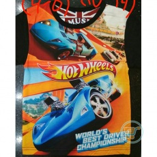 Kaos Hot Wheels Championship (Ukuran 4 - 14)