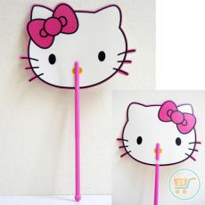 Kipas Hello Kitty Head (Random Ribbon)